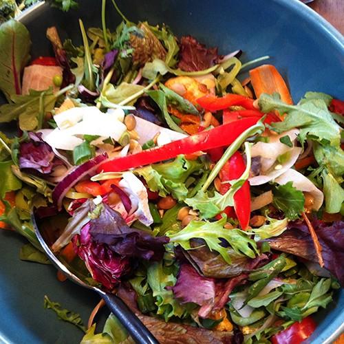 Fresh Greens Salad
