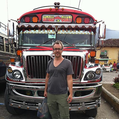 Chicken Bus Antigua 09