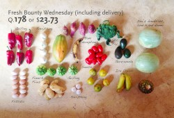 Fresh Direct, Mayan Style