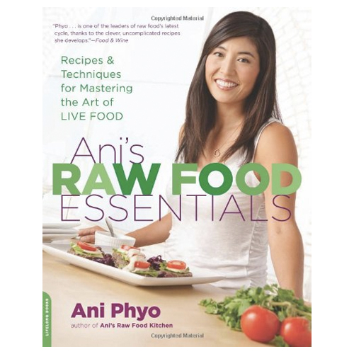 Ani Phyo Raw Essentials