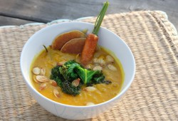 Perfect Pumpkin Soup For Winter