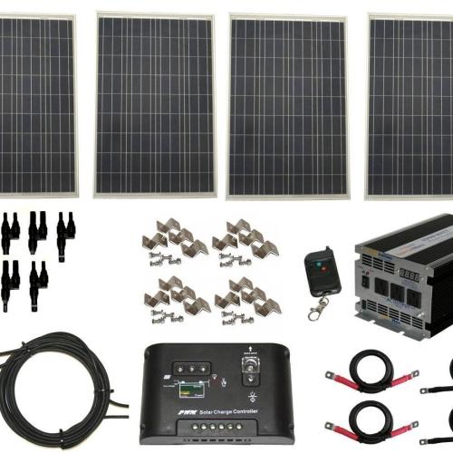 Raco-life-Complete-400 Watt Solar 71tlS9loruL._SL1176_