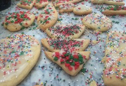 Raco Life Christmas Sugar Cookies