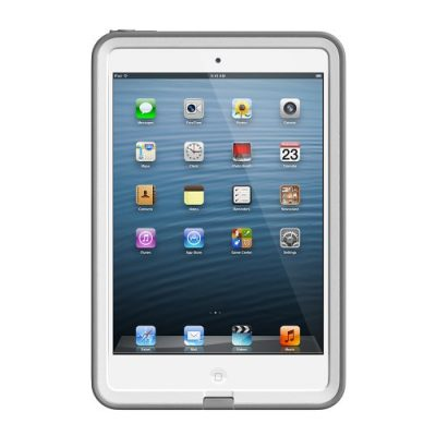 LifeProof IPad Mini Frē Case – White / Gray