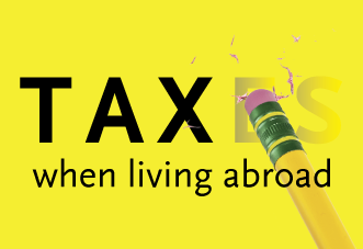 Raco Life Taxes When Living Abroad