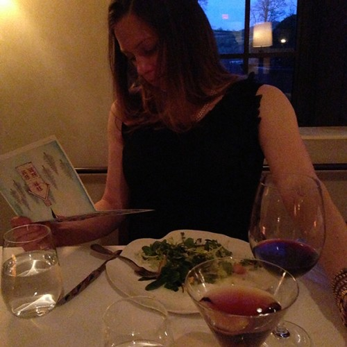 Reading The Menu