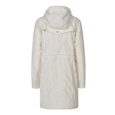 RaCo Life White Jacket Isla Back
