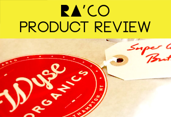 RaCo Product Review Wyse Organics