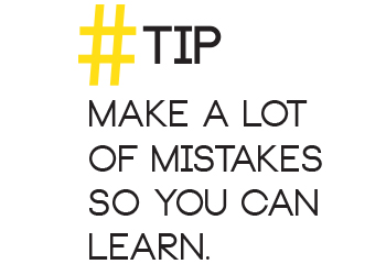 Ra'Co Tip: Mistakes