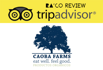 Trip Advisor Review: Caoba Farms, The Best Shop!