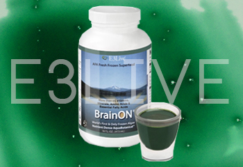 Product Review: E3 Live BrainON Food For Mama & Baby