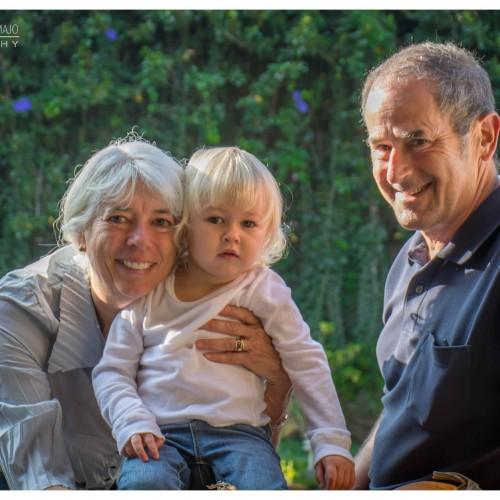 Abuela, Iza & Grandpa