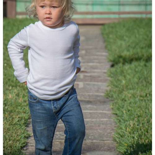 Iza In Boyfriend Jeans