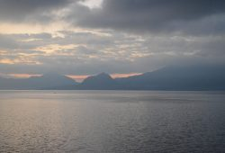 Raco Life Morning Sunrise Lake Atitlan