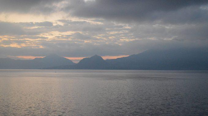 Raco Life Morning Sunrise Lake Atitlan